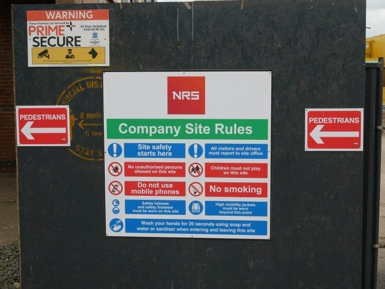 NRS Safety