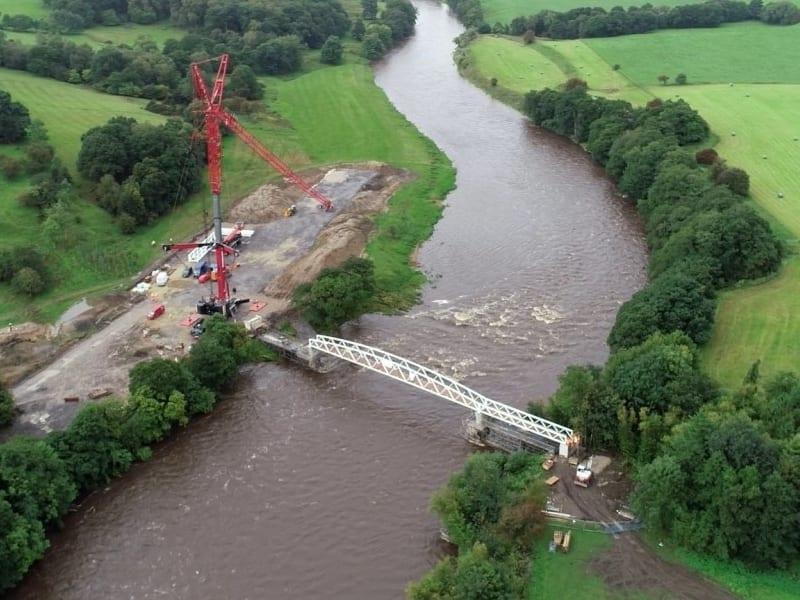 Dinkley Footbridge