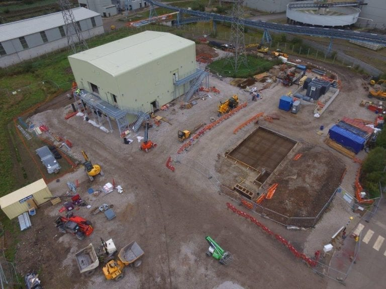 Fiddlers Ferry – 132KV Cable Civils, Enabling Works & GIS Building